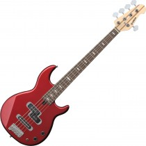 Yamaha BB425 RM - Red Metallic bassgitar
