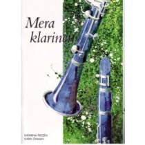Mera klarinett - Bok m/CD -Katarina Fritzén og Karin Öhman