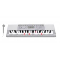 Casio LK-280 - Keyboard med lysende tangenter og sanganlegg.