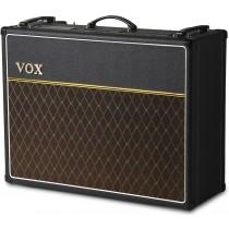 """VOX AC30C2 - AC30 Custom 30W rørforsterker med 2x12"""" Greenback"""