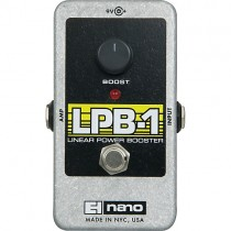 Electro Harmonix Nano LPB-1 Power Booster - Boost/overdrive