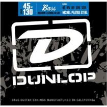 Dunlop DBN45130 - Elbasstrenger Nickel Medium 5-strengs