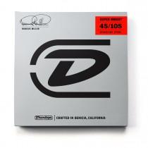 Dunlop DBMMS45105 - Marcus Miller super bright Elbasstrenger 45-105
