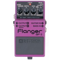 BOSS BF-3 - Flanger-pedal