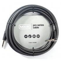 MXR DCIX20R Pro Series Vinklet Instrumentkabel 6m