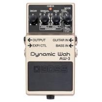 """BOSS AW-3 Dynamic Wah - Pedal med """"snakkende"""" effekter"""