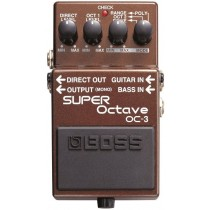 BOSS OC-3 - Super Octave pedal