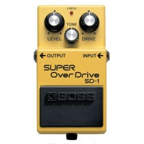 BOSS SD-1 - Super overdrive-pedal