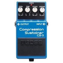 BOSS CS-3 - Compressor/sustainer-pedal