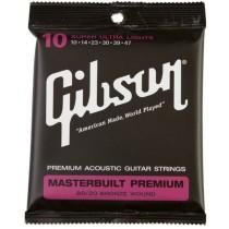 Gibson Gear BRS-10 Masterbuilt Premium 80/20 Brass