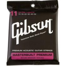 Gibson Gear BRS-11 Masterbuilt Premium 80/20 Brass