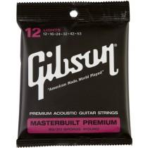 Gibson Gear BRS-12 Masterbuilt Premium 80/20 Brass
