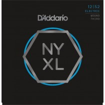 D'addario NYXL1252W - .012-.052 strenger til el.gitar