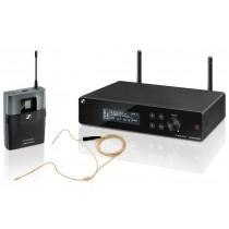 Sennheiser XSW 2 Set HF60 - Trådløst system m/beige hodebøyle