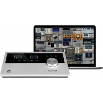 Apogee Quartet  iOS|MAC - Incl. Waves Software Package
