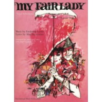 My Fair Lady - Vocal Selections - Piano, vokal, besifring.