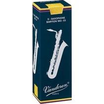 Vandoren SR2425 - 5 stk NR.2,5 flis/rør til baritonsax Eb