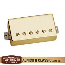 Tonerider Alnico II Classics Bridge - Gold Cover