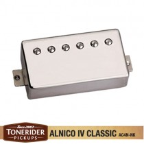 Tonerider Alnico IV Classics Neck - Nickel Cover