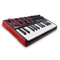 Akai MPK Mini Mk2 - MIDI-keyboard med 25 tangenter