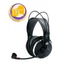 AKG HSD271 lukket hodetelefon med dynamisk mikrofon