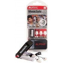 Alpine MusicSafe Pro earplugs white