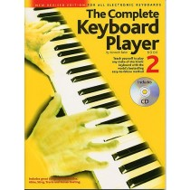 The Complete Keyboard Player 2 (Engelsk) Revidert m/CD