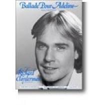 Ballade Pour Adeline - Piano solo singelnote