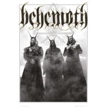 "Behemoth ""Trio"" - Plakat"