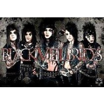 "Black Veil Brides ""Leather"" - Plakat"