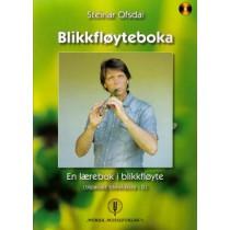 Blikkfløyteboka m/CD - Steinar Ofsdal *