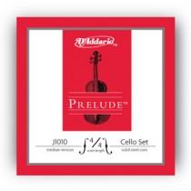 D'Addario  J1010 4/4M Prelude Cello Strenger