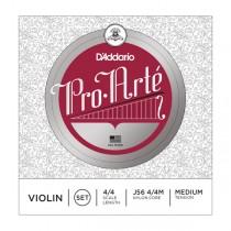 D'Addario J56 4/4M Proarte violin SET 4/4 MED