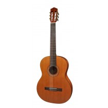 Salvador Cortez CC-22 Solid Top Artist Series classic guitar, solid cedar top, sapele back and sides