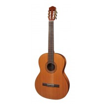 Salvador Cortez CC-22L Solid Top Artist Series classic guitar, solid cedar top, sapele back and sides, lefthanded