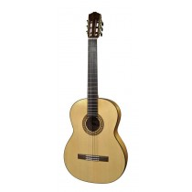 Salvador Cortez CF-55 Flamenco Series flamenco guitar, solid spruce top, sycamore back and sides