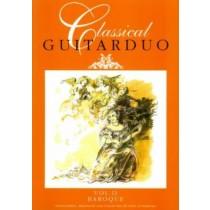 Classical Guitarduo 2 Baroque - Sven Lundestad