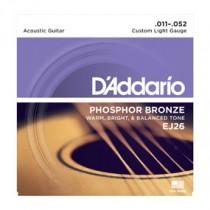 D'Addario EJ26 - Phos.Bronze (011-052)