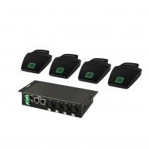 Sennheiser Dante™-Kit MEB 114-S