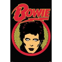 "David Bowie ""Retro"" - Plakat"