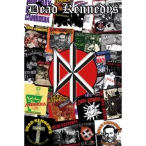"""Dead Kennedys """"Collage"""" - Plakat"""