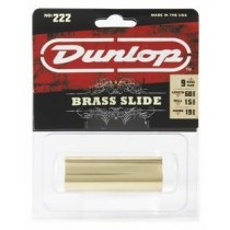 Dunlop 222 - Brass Slide, Medium Wall, Medium