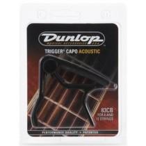 Dunlop 83CB - Capo for stålstrengs/el.gitar