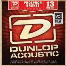 Dunlop PH BR DAP1356 Medium - Stålstrengesett Akustisk 013-056