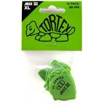 Dunlop Tortex Jazz III XL 0.88 - 12 pack