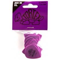 Dunlop Tortex Jazz III XL 1.14 - 12 pack