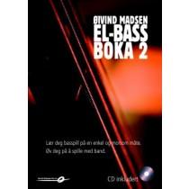 Elbassboka 2 + CD - Øivind Madsen