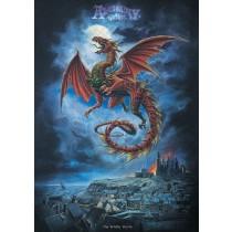 "Fantasyplakat - Alchemy ""Whitby Wyrm"""
