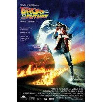Filmplakat - Back to the Future