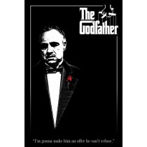 """Filmplakat - Godfather, The """"Red Rose"""""""